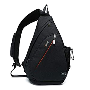 Tudequ Sling Crossbody Bag Backpack