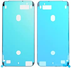 BisLinks for iPhone 6S Plus Screen Adhesive Tape Strips LCD Display Sealing Adhesive Front Housing Frame Waterproof Pre-Cut Seal Stickers Liquid Damage Adhesive Glue Chassis Frame Black