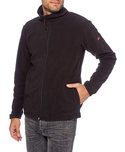 HIMALAYA MOUNTAIN Montblanc - Chaqueta para Hombre, Talla XL, Color Negro
