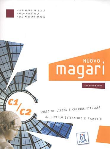 Nuovo Magari C1/C2. Libro dello studente. Con 2 CD Audio