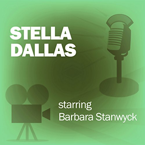 Stella Dallas audiobook cover art