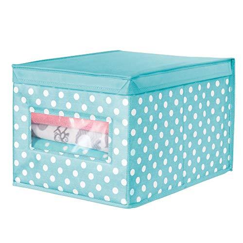 MDesign Caja organizadora grande tela – Caja almacenaje