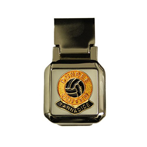 Awesome Gifts Football club money clip – Dundee United
