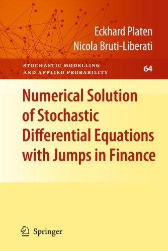 Numerical Solution of Stochastic Differential Equations with Jumps in Finance (Stochastic Modelling and Applied Probability, 64)