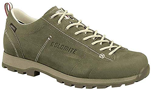 Chaussures Cinquantaquattro Low FG GTX par Dolomite - Noires - Vert - Militare, 6 UK