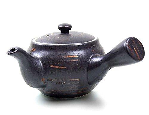Teekanne schwarz »Kyusu Ling« 350ml mit Metallsieb 1 Stück