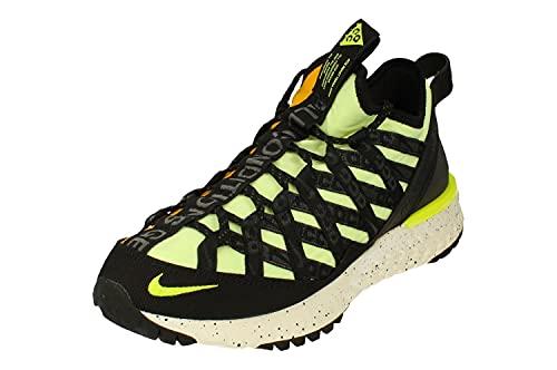 Nike ACG React Terra Gobe - Zapatillas de running para hombre, color Amarillo, talla 39 EU