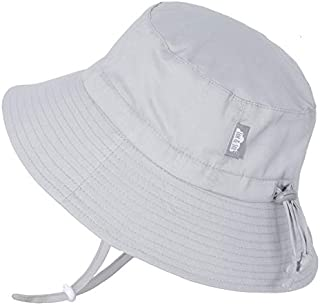 JAN & JUL Baby Sun-Hat, Breathable Cotton with Wide Brim,...