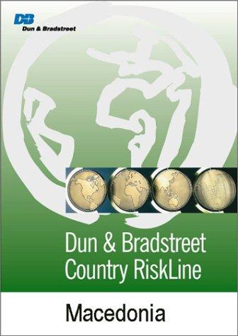 D&B Country RiskLine Report: Macedonia