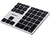 Sandberg Bluetooth Gaming Numeric Keypad Aluminum 630-08