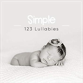 #17 Simple 123 Lullabies
