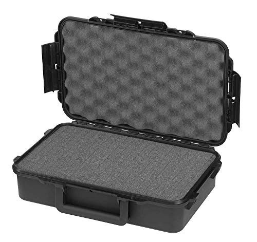 TAF Case 104 - Outdoor Koffer Staub- und wasserdicht, IP67 schwarz