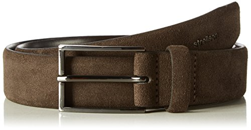 Strellson 3887 Cintura, Marrone (D – marrone 52), 80 cm Uomo