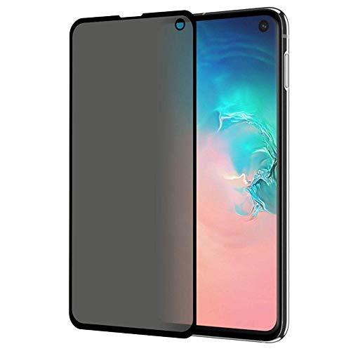 3 piezas Para Samsung Galaxy S10 S9 S8 Plus S10e Privacy Anti Glare Peep 9H Protector de pantalla de vidrio templado, para Samsung Galaxy Note 10 9 8-Para Galaxy S10