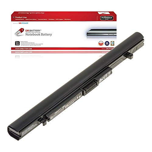 DR. BATTERY Laptop Battery for Toshiba PA5212U-1BRS Satellite Pro A30 A40 A50 R40 R50 Tecra A40 A50 C40 C50 Z50 [14.8V/2200mAh/32Wh]