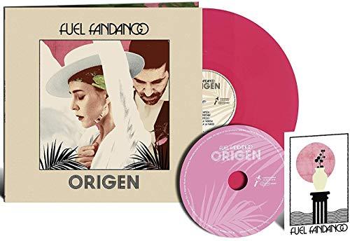 Fuel Fandango - Origen (Lp + Cd + Semilla En 1ª Edición) [Vinilo]