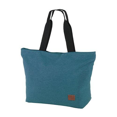 Rada Einkaufshopper/Tasche groß für Damen, Badetasche für Strand, Schultertasche, robust und wasserabweisend, Cityshopper für Frauen und Mädchen