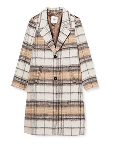 cappotto donna 52 s.Oliver 120.12.010.16.151.2055305 Cappotto di Misto Lana