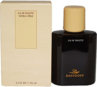 Zino Davidoff Eau De Toilette Spray for Men, 4.2 Ounce