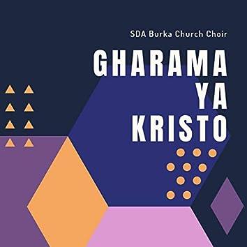 Gharama Ya Kristo