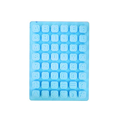 Moule Clavier En Silicone - Ustensile Patisserie 48 Touches