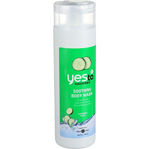 Yes To Yes To Cucumbers Body - Calming Shower Gel by Yes To