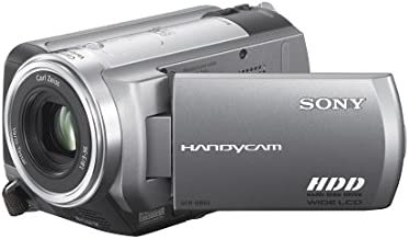 Sony DCR-SR60 30GB 1MP Hard Disk Drive Handycam Camcorder with 12x Optical Zoom (Discontinued by Manufacturer)