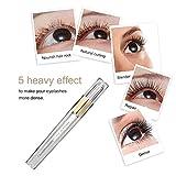 Efolar Nourishing Long Lasting Waterproof Essence Growth Liquid Enhancer Eyelashes Lengthening Eyelash Growth Liquid Lotion transparent