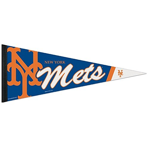 WinCraft New York Mets Premium MLB Wimpel