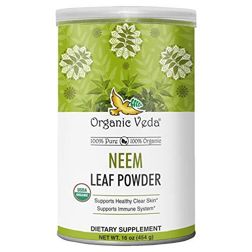 Organic Veda Neem Powder (Azadirach…