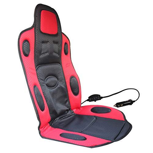ZXLIFE@@ verwarmde autostoel, zitkussen verwarmd, warm houden, lage en hoge temperatuur instelbaar, geschikt voor auto/vrachtwagen/SUV/campers