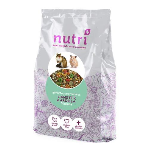Nutriplus Bolsa MIXTURA Hamster Y Ardilla 850 gr. Aprox.