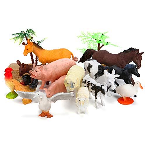 Top 10 best selling list for jumbo farm animals set