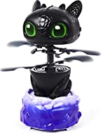 TEACH HIM TO FLY: Toothless needs your help to learn how to fly As you practice, you'll earn his trust When he's ready to fly, put him in the nest and watch as he spreads his wings and really flies RESPONDS TO YOUR TOUCH: Flying Toothless responds to...