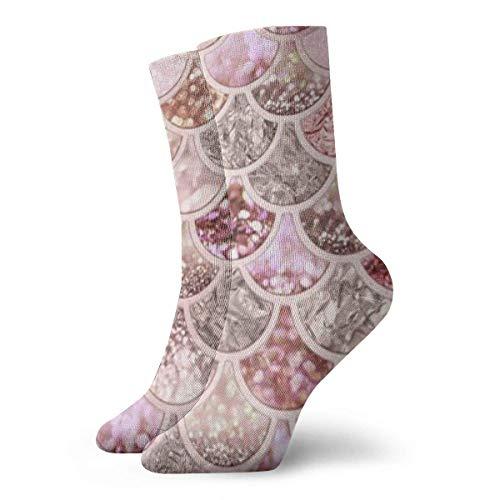 XCNGG Calcetines acolchados para niños y niñas, calcetines deportivos para senderismo, calcetines de compresión