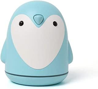 YBZS 220Ml Aroma Humidifier Cute Penguin USB Air Diffuser for Home Office Car Mist Maker Essential Oil Diffuser,Blue