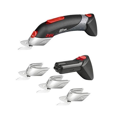 SKIL Alicate Multi-Cutter 2900 AJ universales (Incluye Cargador, 2 baterías de 4,8 V, 4 Cabezales de Tijera)