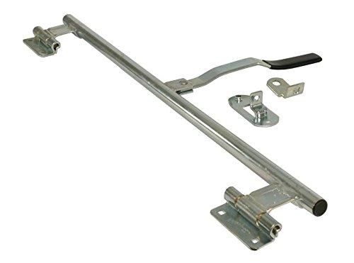 Trailer Side Door Lock - 36 inch length