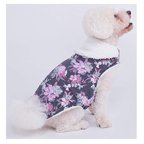 Fossen Ropa Perro Pequeño Invierno Otoño, Sudaderas Camiseta Abrigo Ropa Mascotas para Perros Mediano Chihuahua