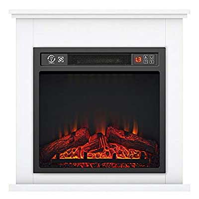 Famgizmo 1800W Electric Fireplace Suit