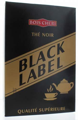 Bois Cheri Black Label 500g loser Schwarztee