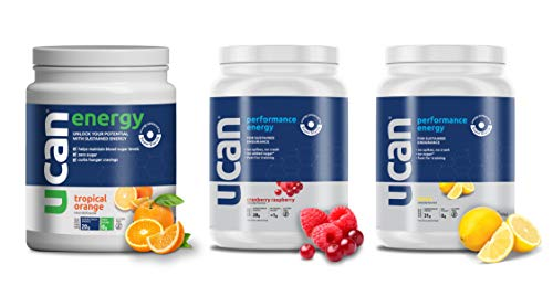 UCAN Frequently Bought Together Energy Tubs Bundle