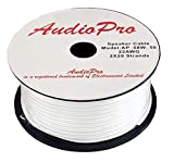 AudioPro Speaker Cable Wire 22 AWG (2 x 29...