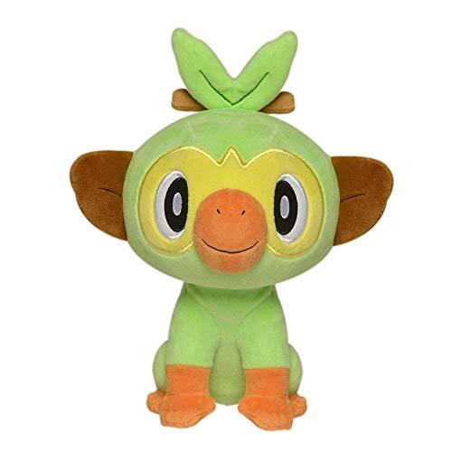 Auswahl Pokemon Plüsch-Figuren | 20 cm Plüsch-Tier | Stofftier | Kuscheltier, Plüsch:Chimpep
