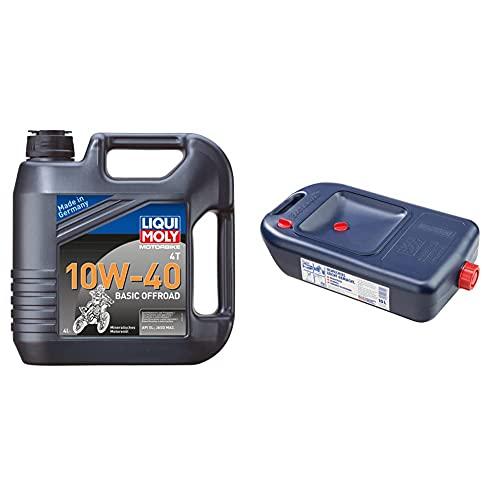 Liqui Moly 3062 Aceite De Motor, 4T, 10W-40, Basic Offroad,...