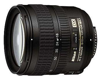 Nikon AF S DX 18-70/3,5-4,5G IF-ED Objektiv (67 mm Filtergewinde)