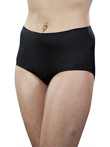 3 pack de Womens/sous-vêtements aucun VPL Microfibre Maxi ne culottes, diverses couleurs & tailles