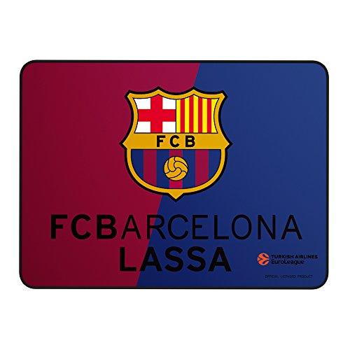 Mars Gaming MMPBC, FC Barcelona Lassa Mauspad, Nanotextil Oberfläche, 35X25cm
