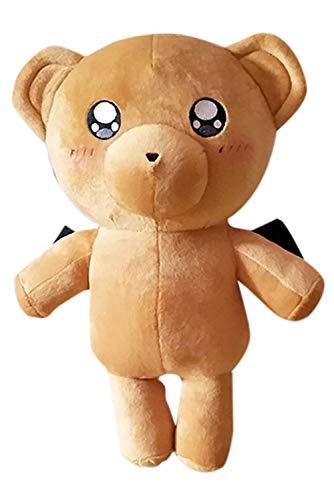 Anime Sleepy Princess in The Devil Castle Demon Bear Plush Doll Animal Plush Stuffed Toy 15.7 inches