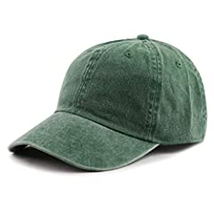 ■ The Hat Depot 100% COTTON PIGMENT DYED LOW PROFILE BASEBALL CAP - This adorable and classic cap is perfect cap for anywhere you go. This cap combines both colorful styles to turn your head and comfort for your all-day wear. You can use it for your ...